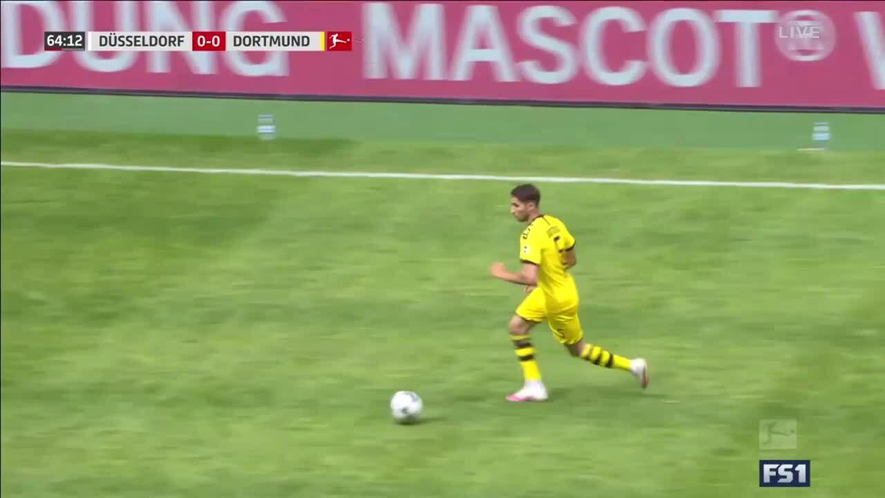Dusseldorf 0-0 Dortmund