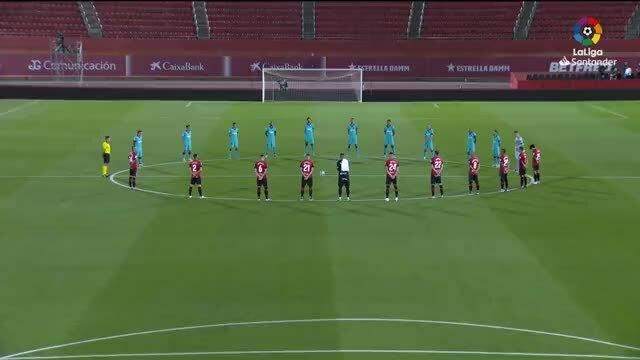 Mallorca 0-4 Barcelona