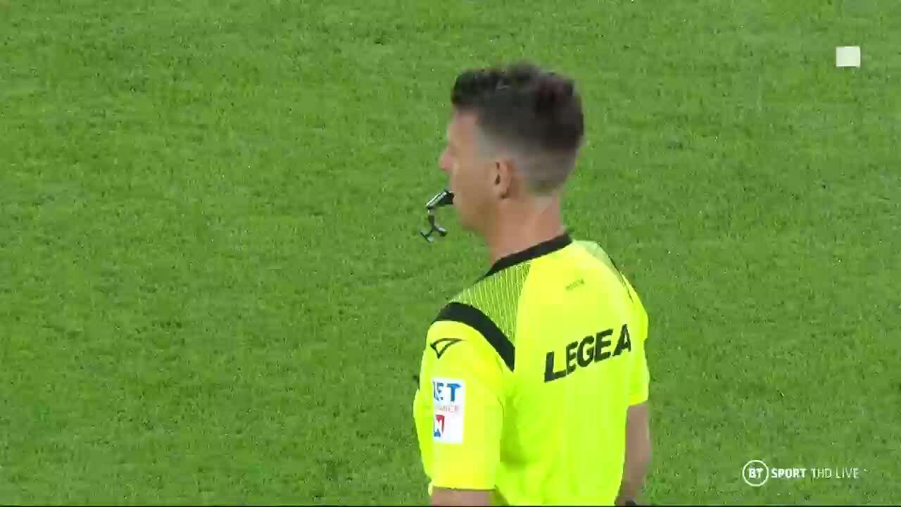 Napoli 1-1 Inter