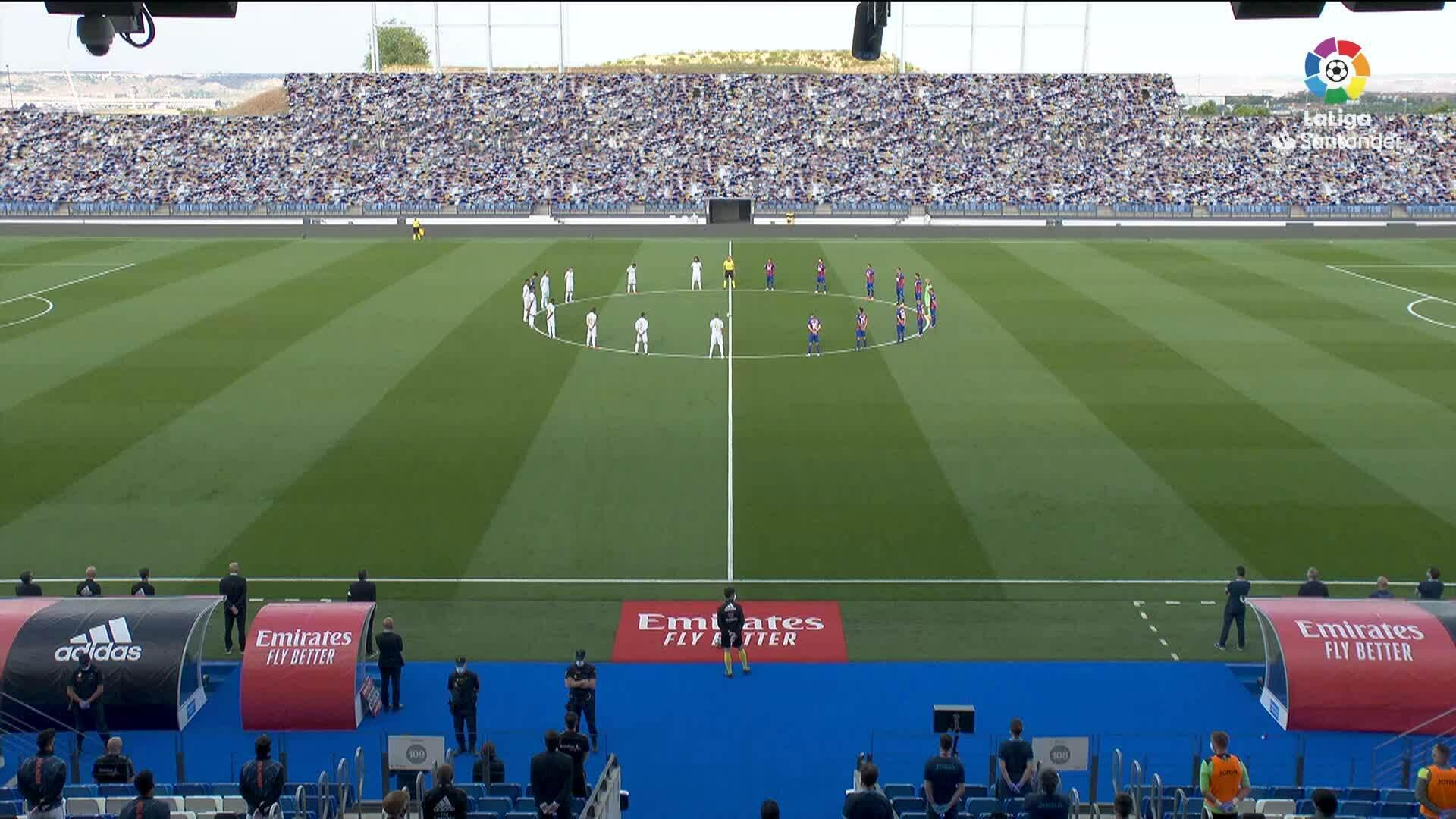 Real Madrid 3-1 Eibar