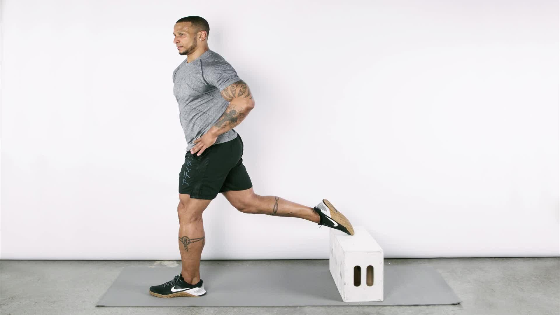 4 bài tập tăng sức mạnh cho runner
