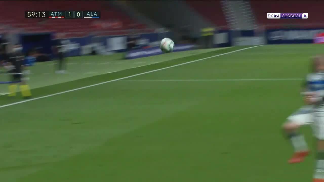 Atletico 2-1 Deportivo