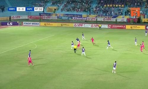 1-0 cho Sài Gòn