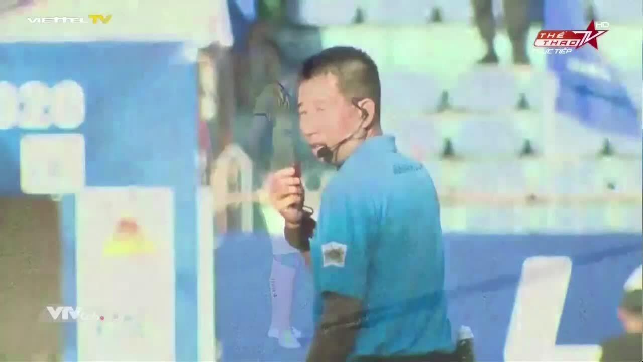 Quảng Nam 1-1 SLNA