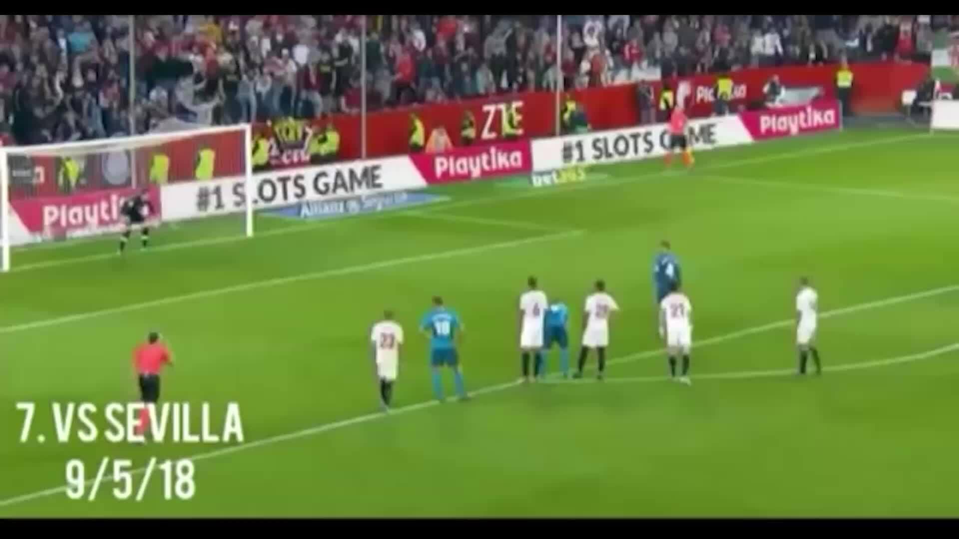 20 bàn thắng của Ramos
