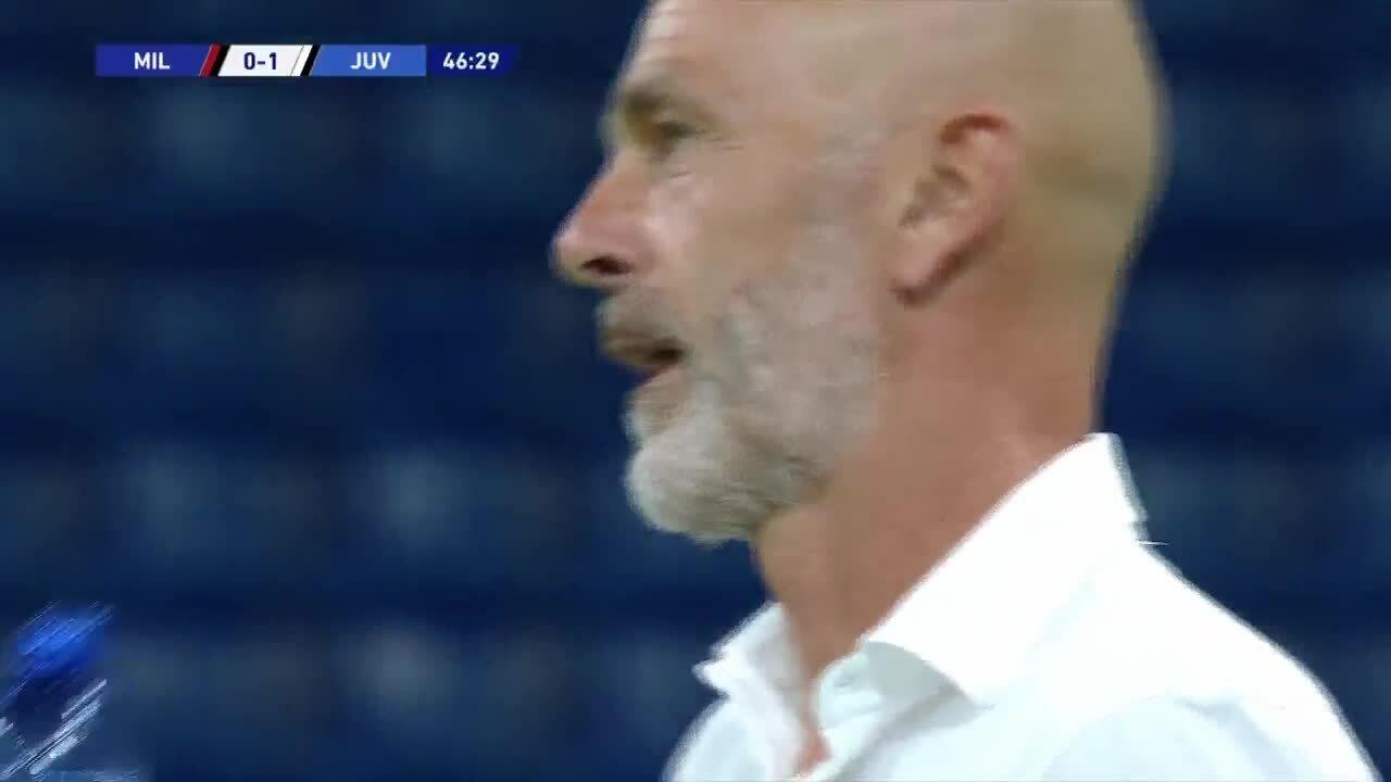 AC Milan 4-2 Juventus