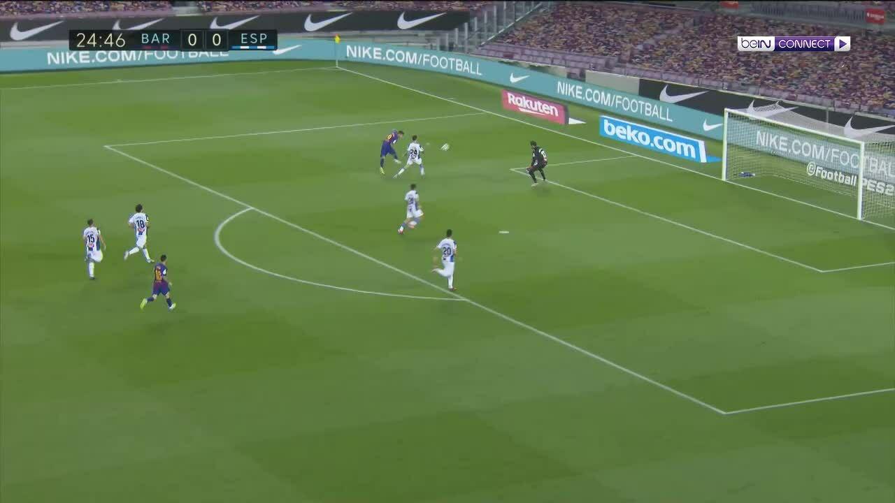 Barcelona 1–0 Espanyol
