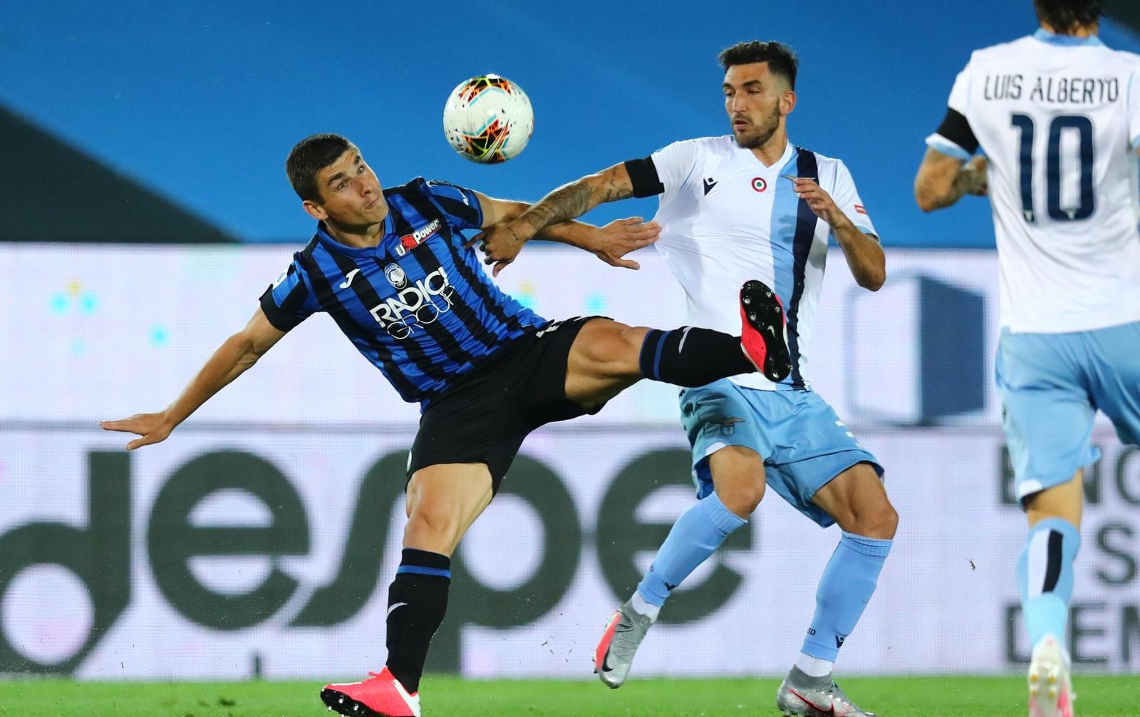 Atalanta 3-2 Lazio