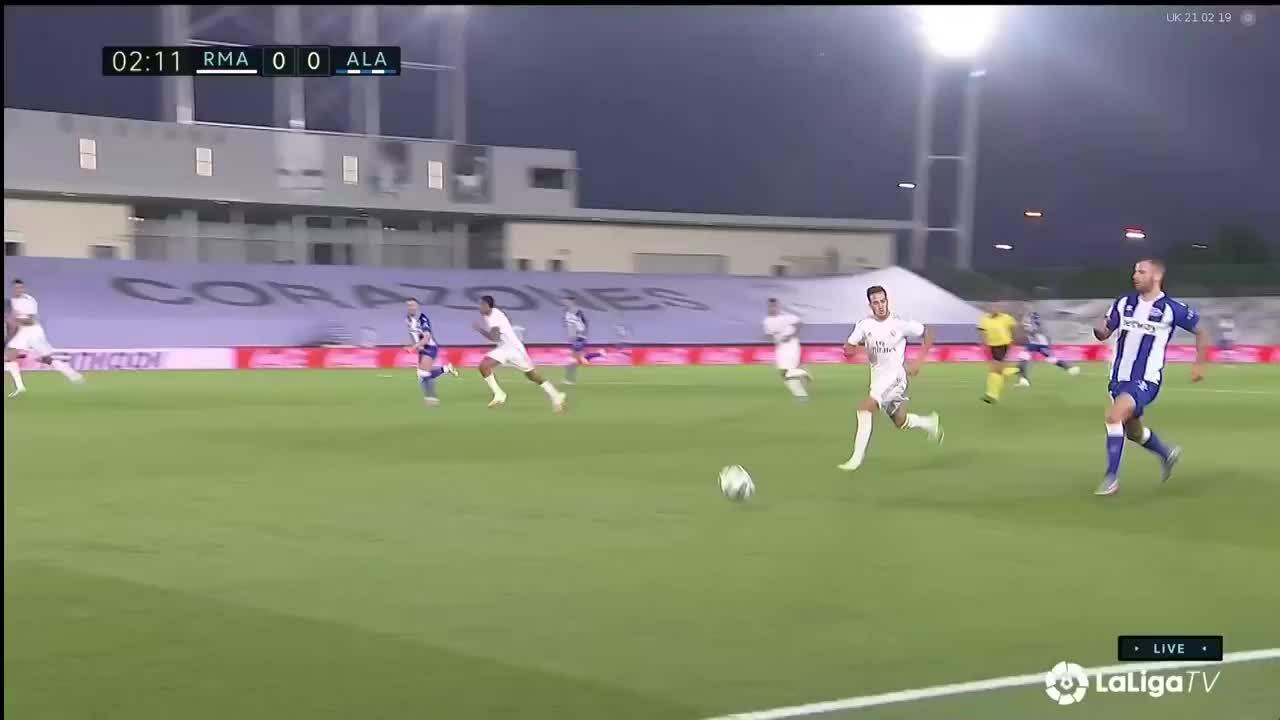 Real 2-0 Deportivo