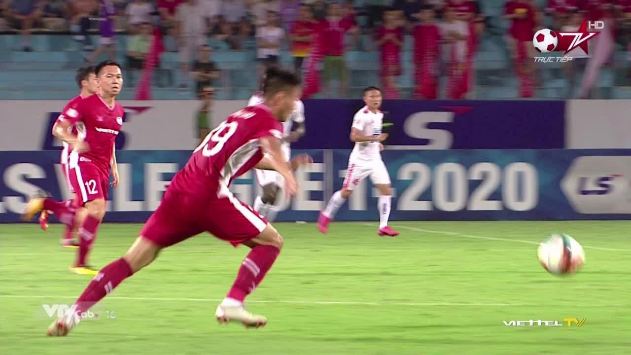 Viettel 4-0 Hải Phòng