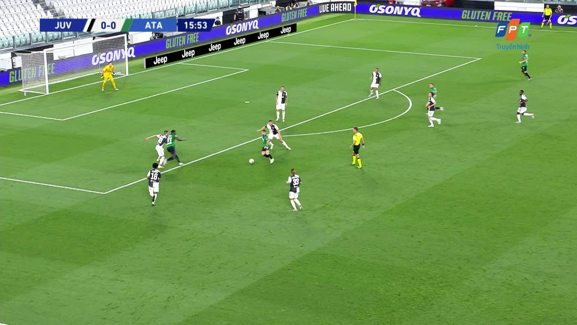 Juventus 2-2 Atalanta