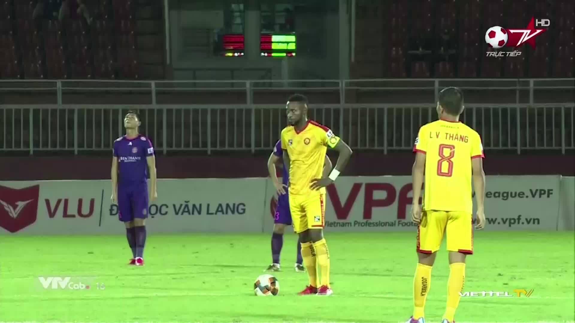Sài Gòn 3-0 Thanh Hóa