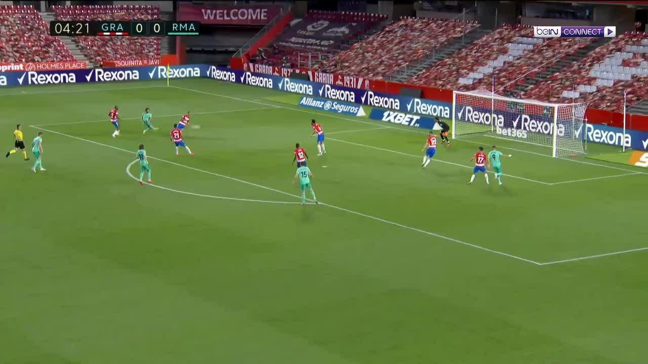 Granada 1-2 Real