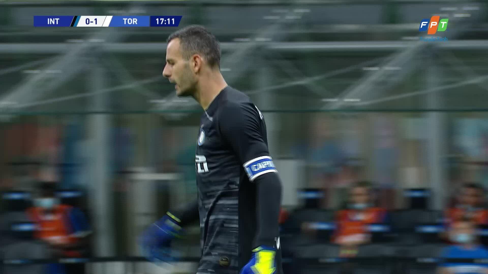 Inter 3-1 Torino