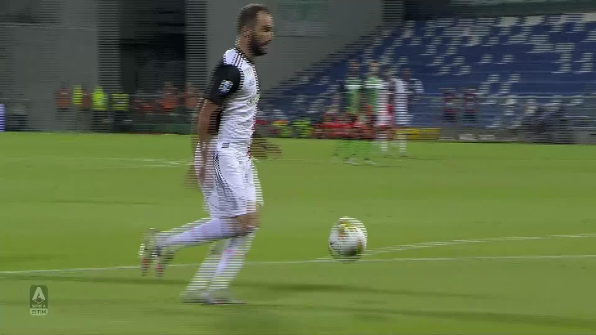 Sassuolo 3-3 Juventus