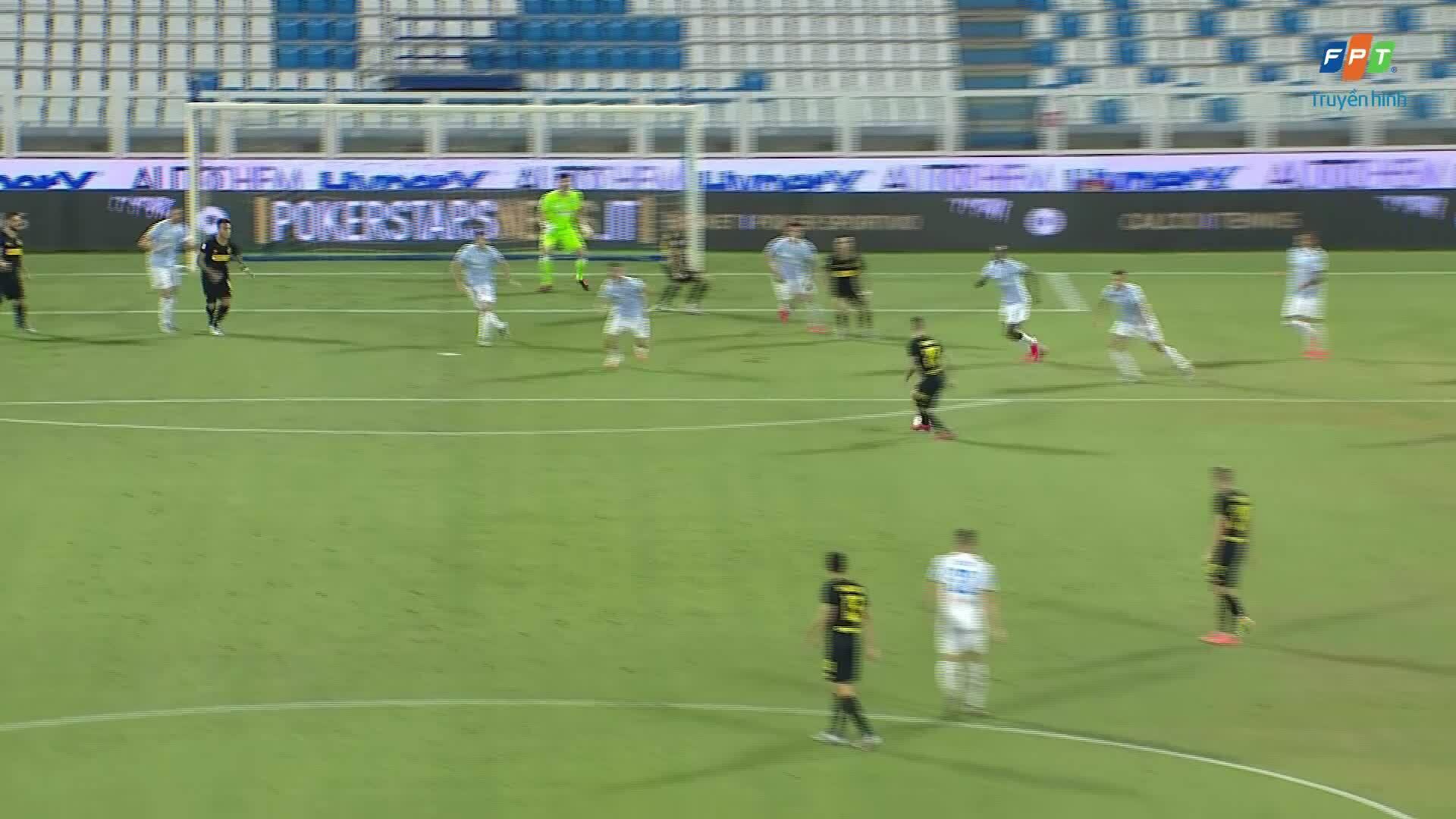 SPAL 0-4 Inter Milan