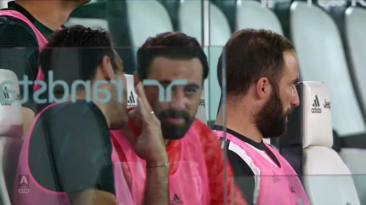 Juventus 2-0 Sampdoria