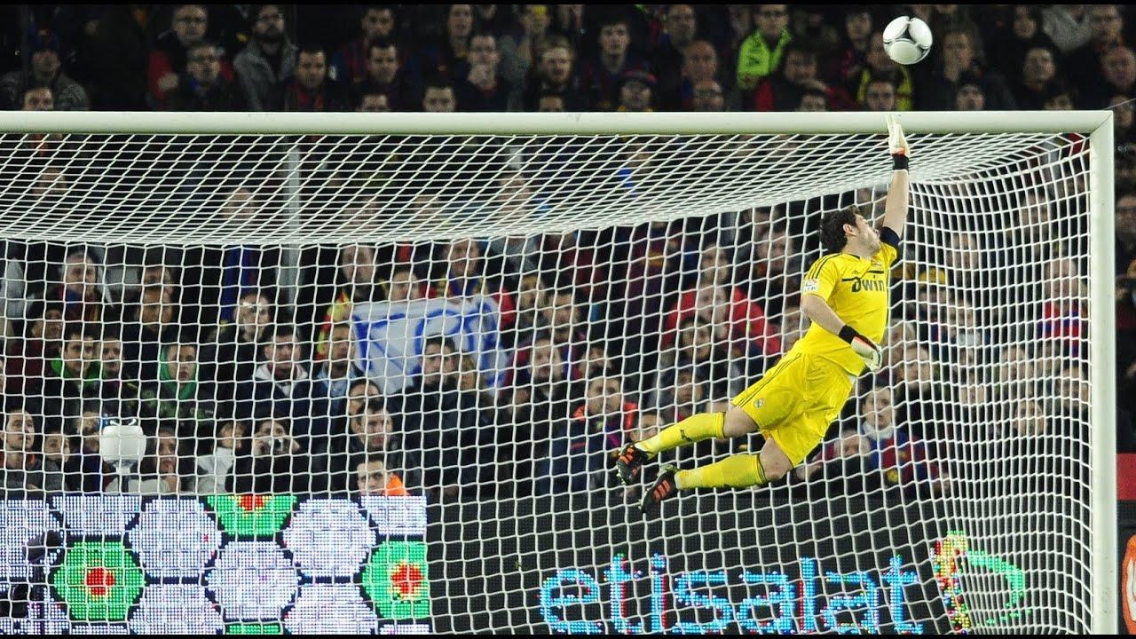 Những khoảnh khắc đáng nhớ của Iker Casillas