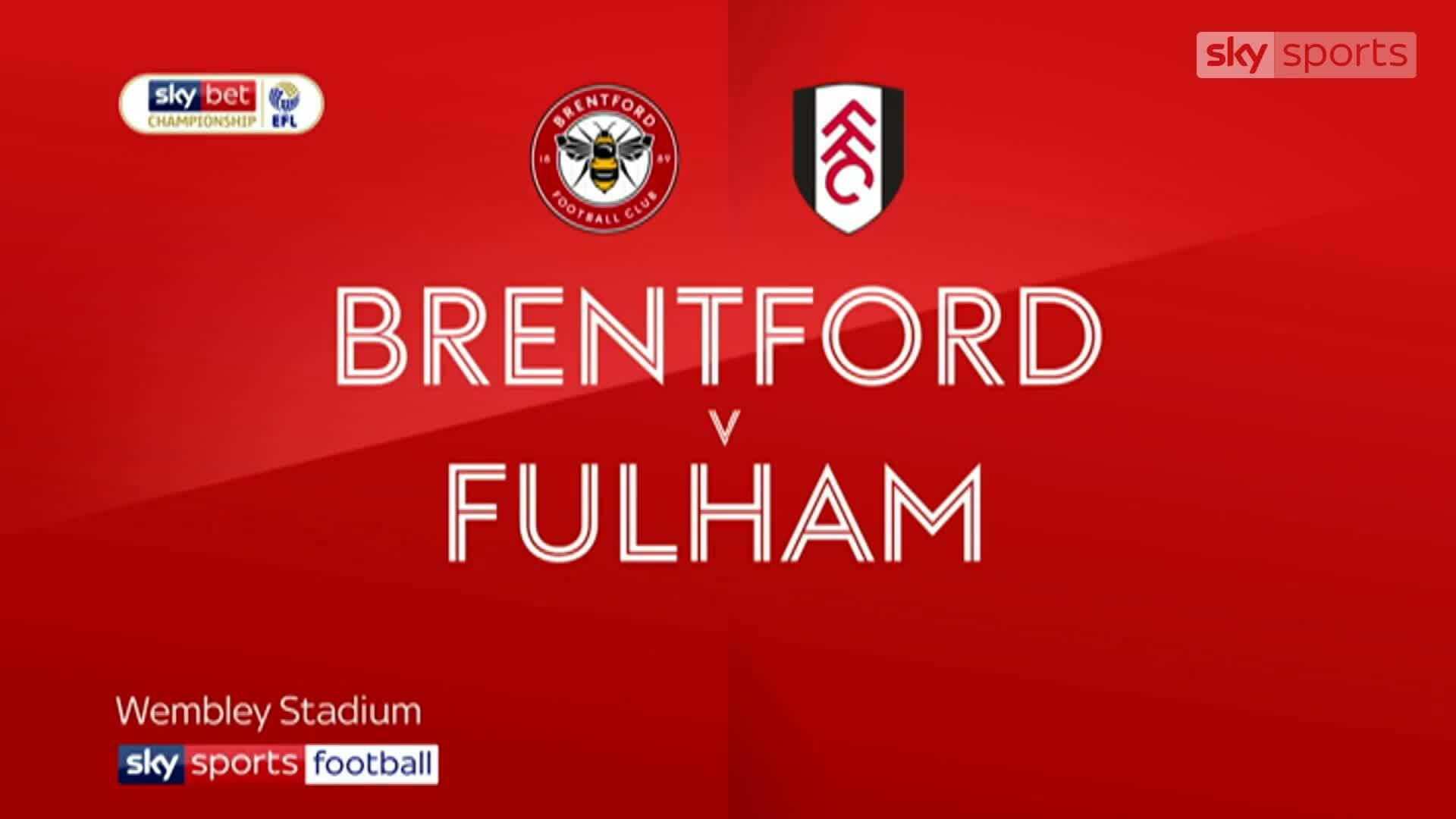 Brentford 1-2 Fulham