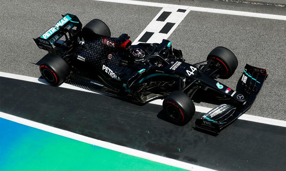 Hamilton giành pole ở Grand Prix Tây Ban Nha