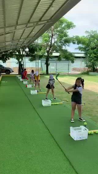 Kane Golf Academy và quan điểm học golf không khó