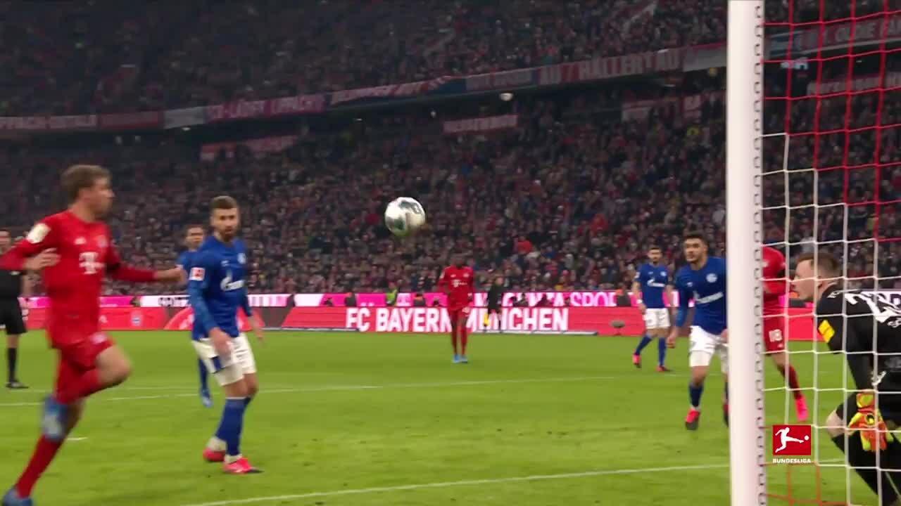 8 bàn 21 kiến tạo của Thomas Muller Bundesliga 2019-20