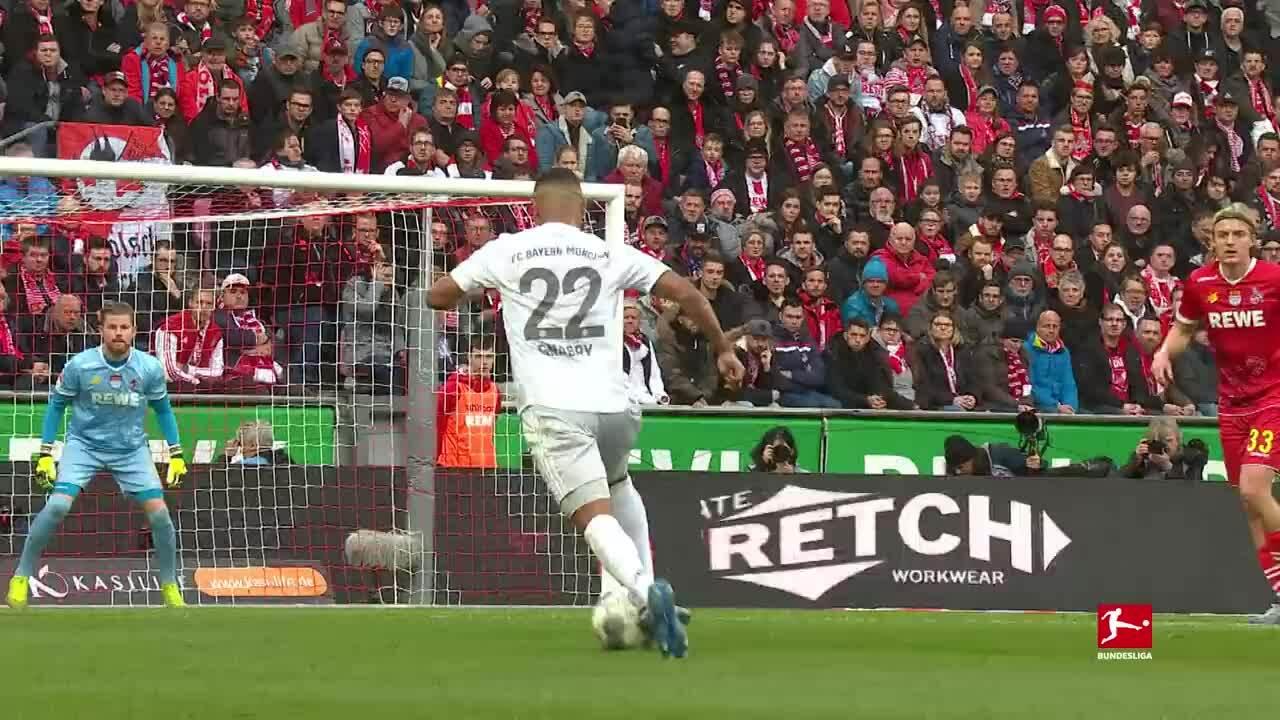 Serge Gnabry Bundesliga 2019-20
