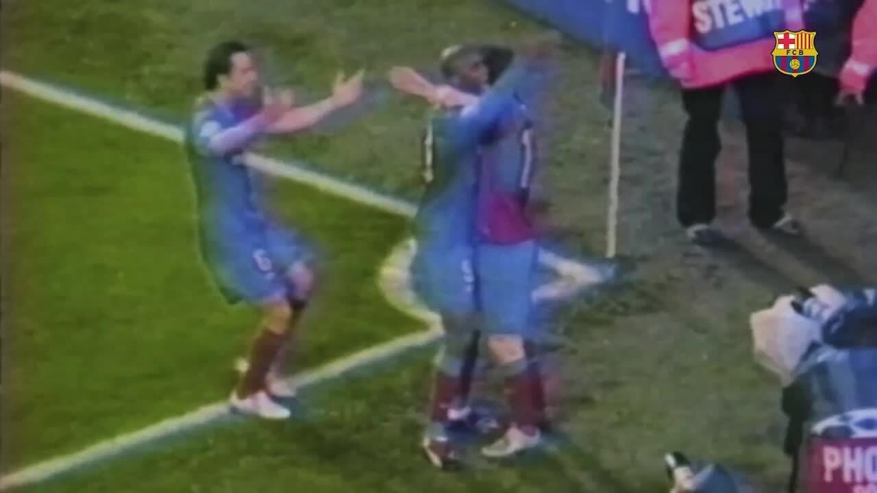 Những pha kiến tạo đẳng cấp của Messi tại Barca