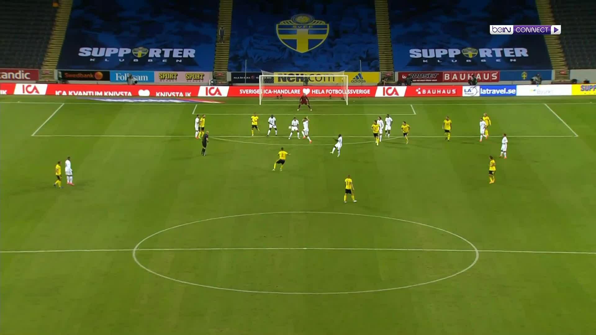 Thụy Điển 0-1 Pháp