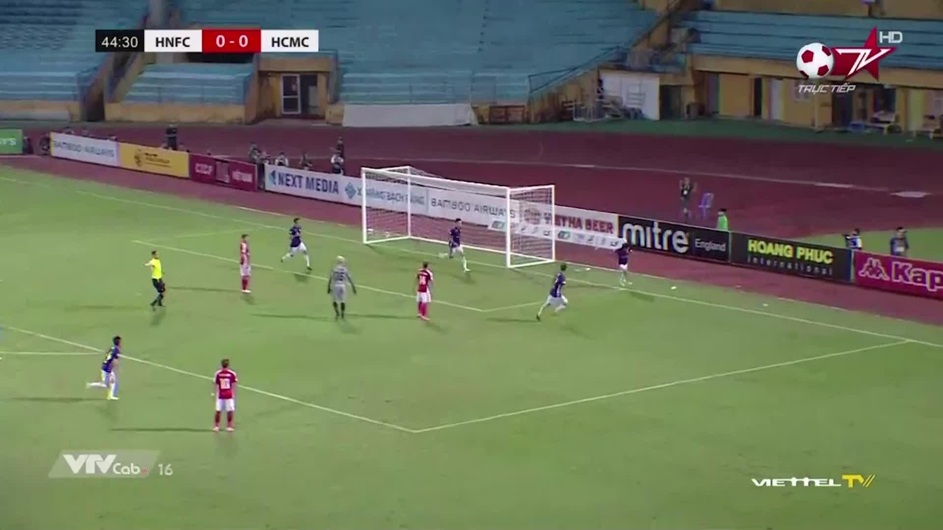 1-0 cho Hà Nội