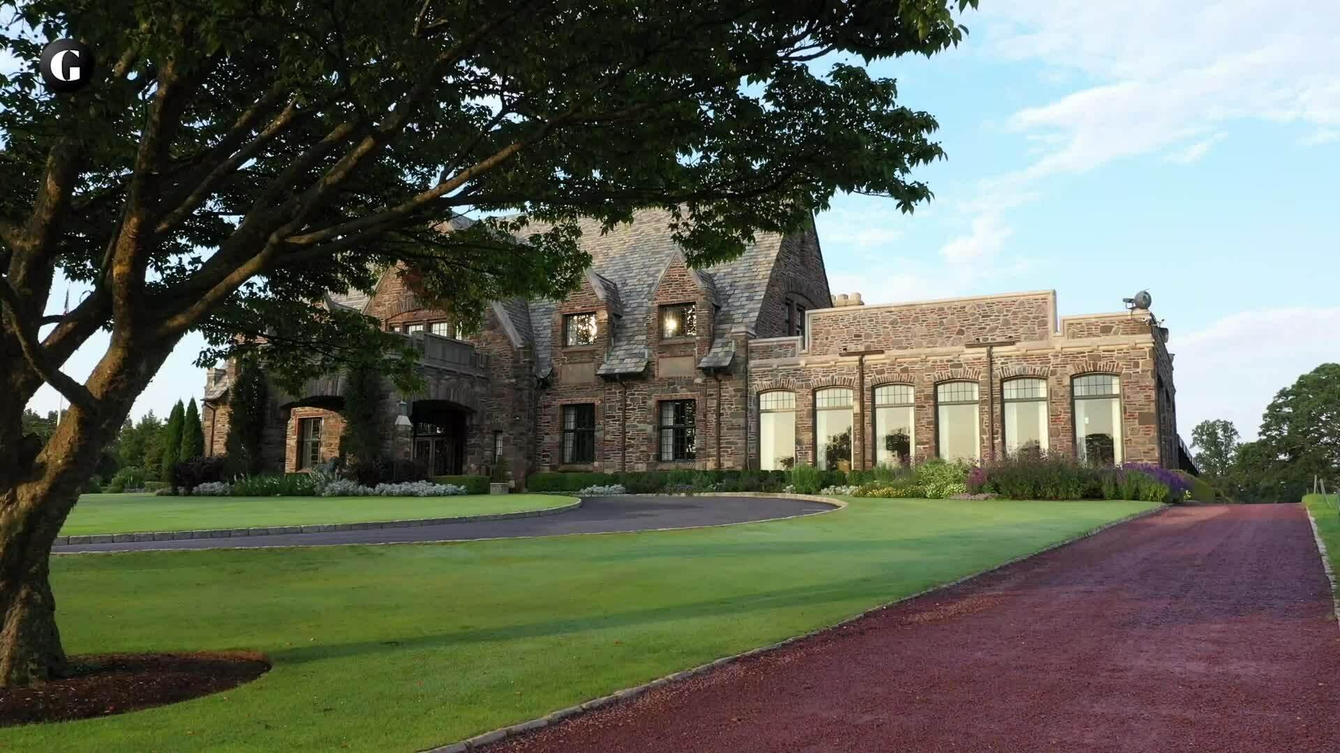 Các hố tại sân golf Winged Foot