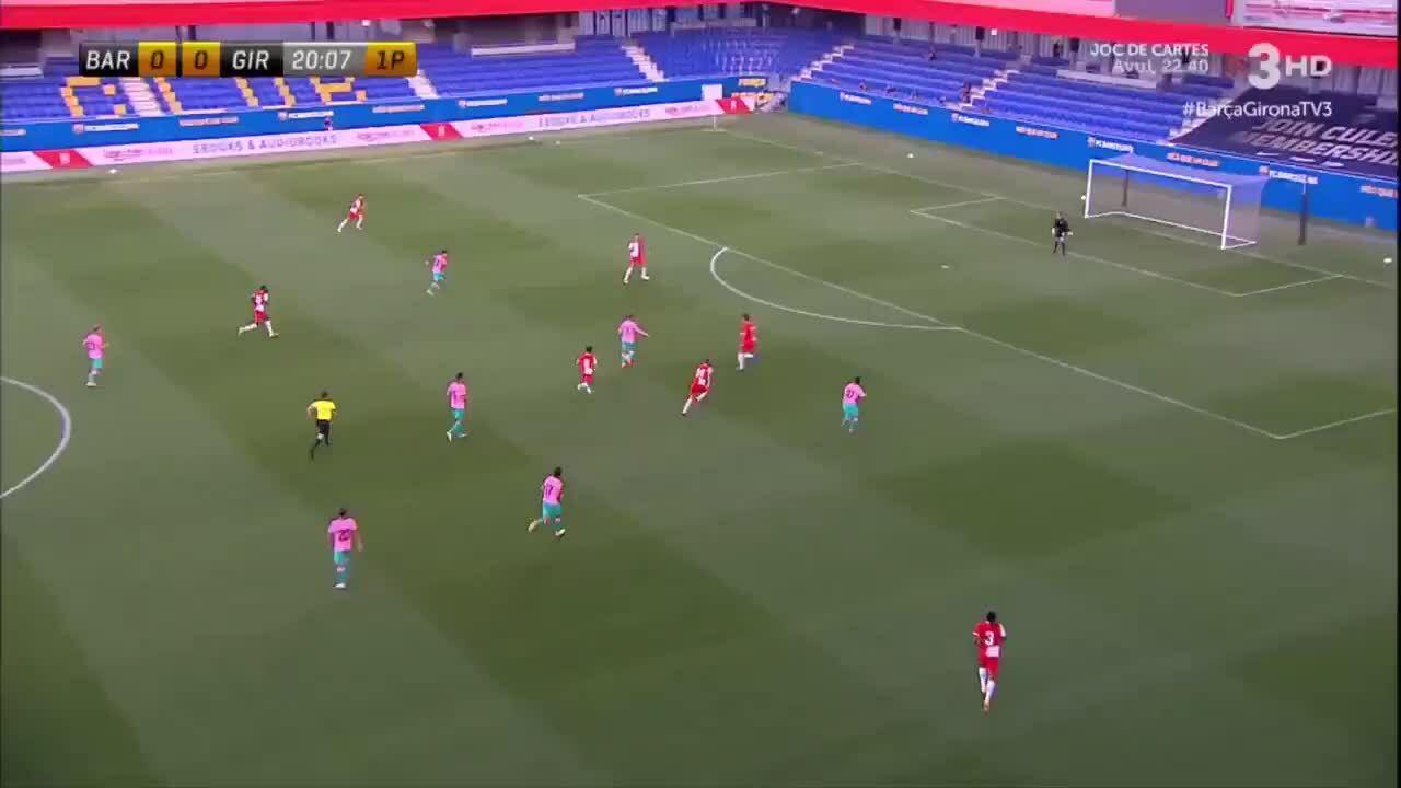 Barca 3-1 Girona