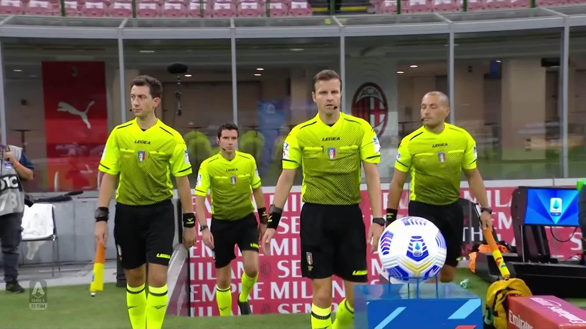 Milan 2-0 Bologna