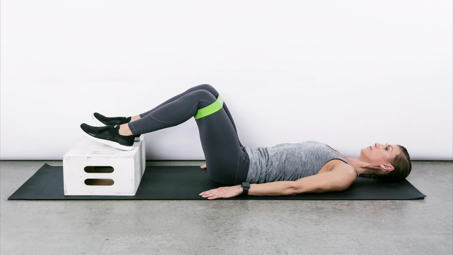 7 bài tập tăng cường sức mạnh hông cho runner