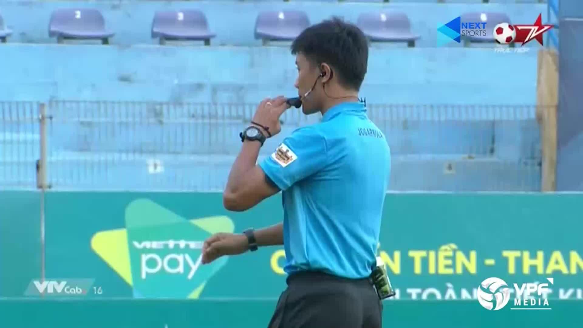 Viettel 1-0 Sài Gòn