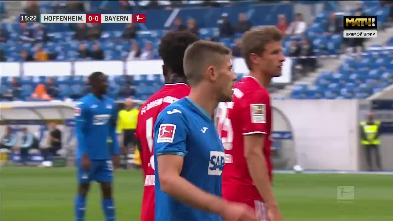 Hoffenheim 4-1 Bayern