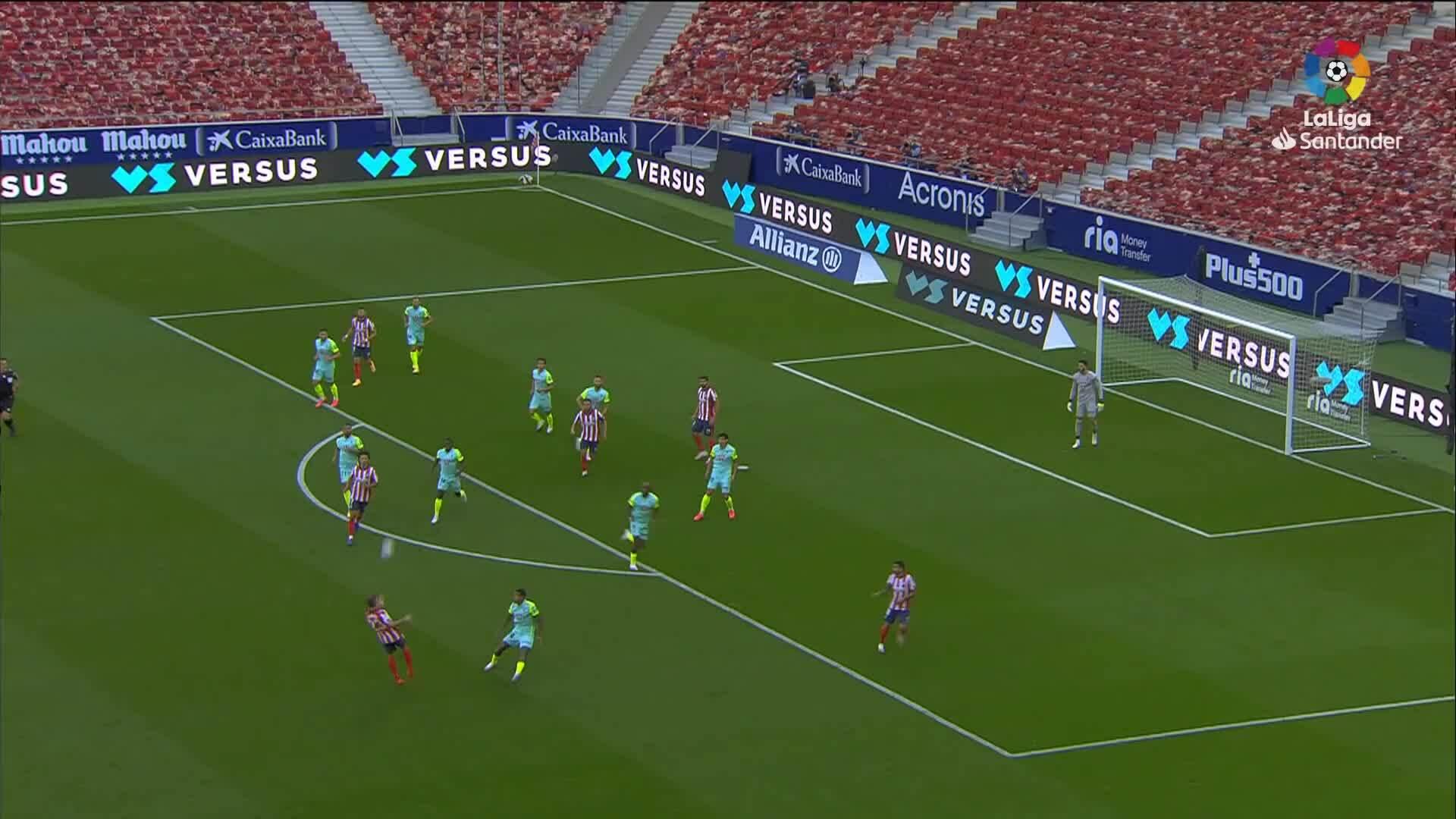Atletico 6-1 Granada