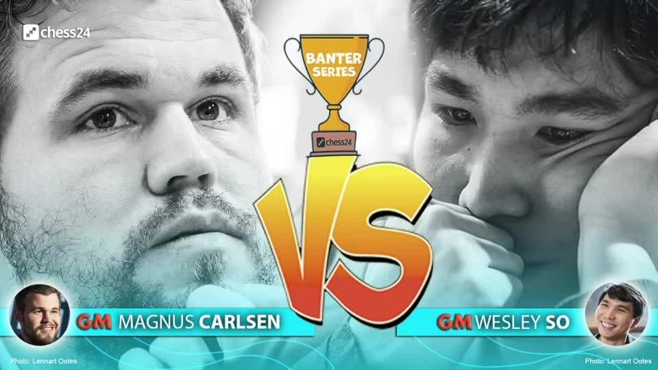 Wesley So vs Magnus Carlsen
