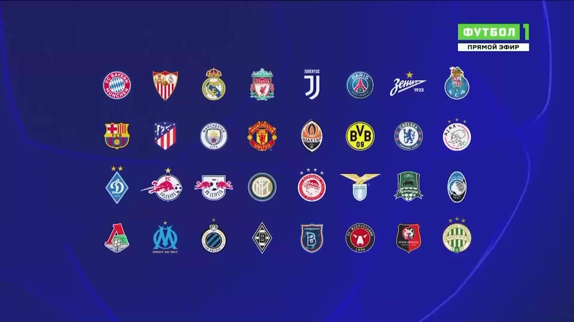 Bốc thăm chia bảng UEFA Champions League