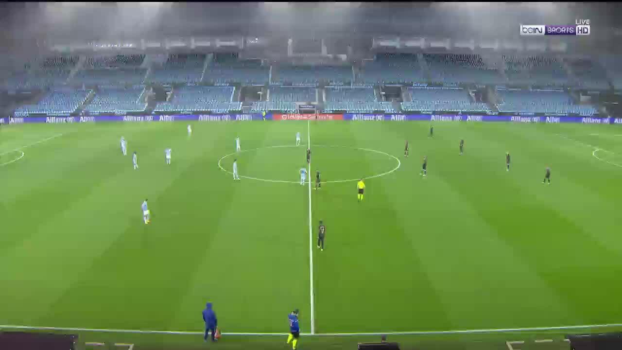 Celta Vigo 0-3 Barcelona