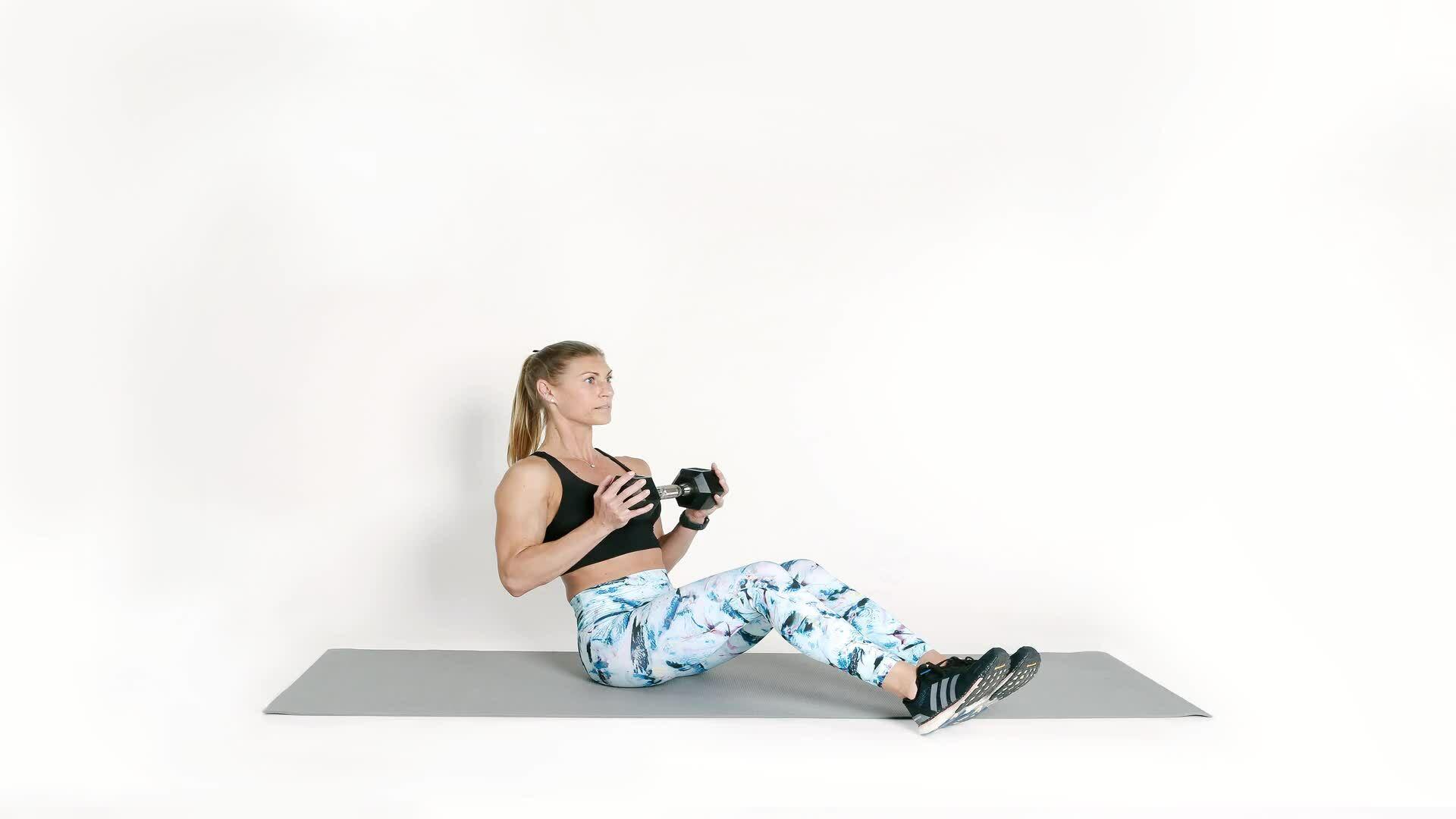 Bài tập rèn thể lực, tăng sức bền cho runner