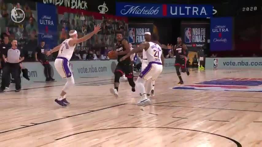 Heat níu hy vọng trước Lakers ở chung kết NBA