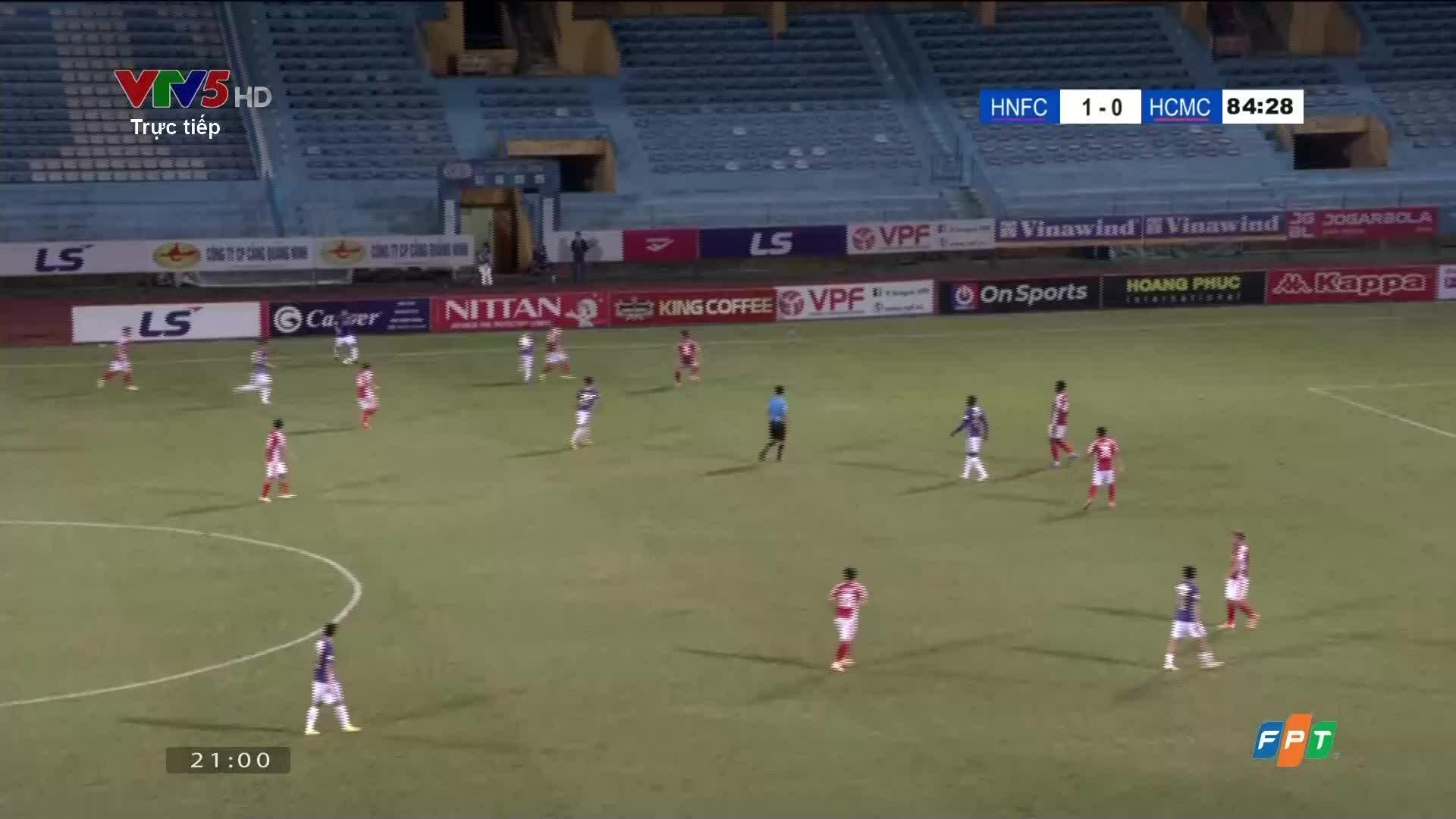 2-0 cho Hà Nội