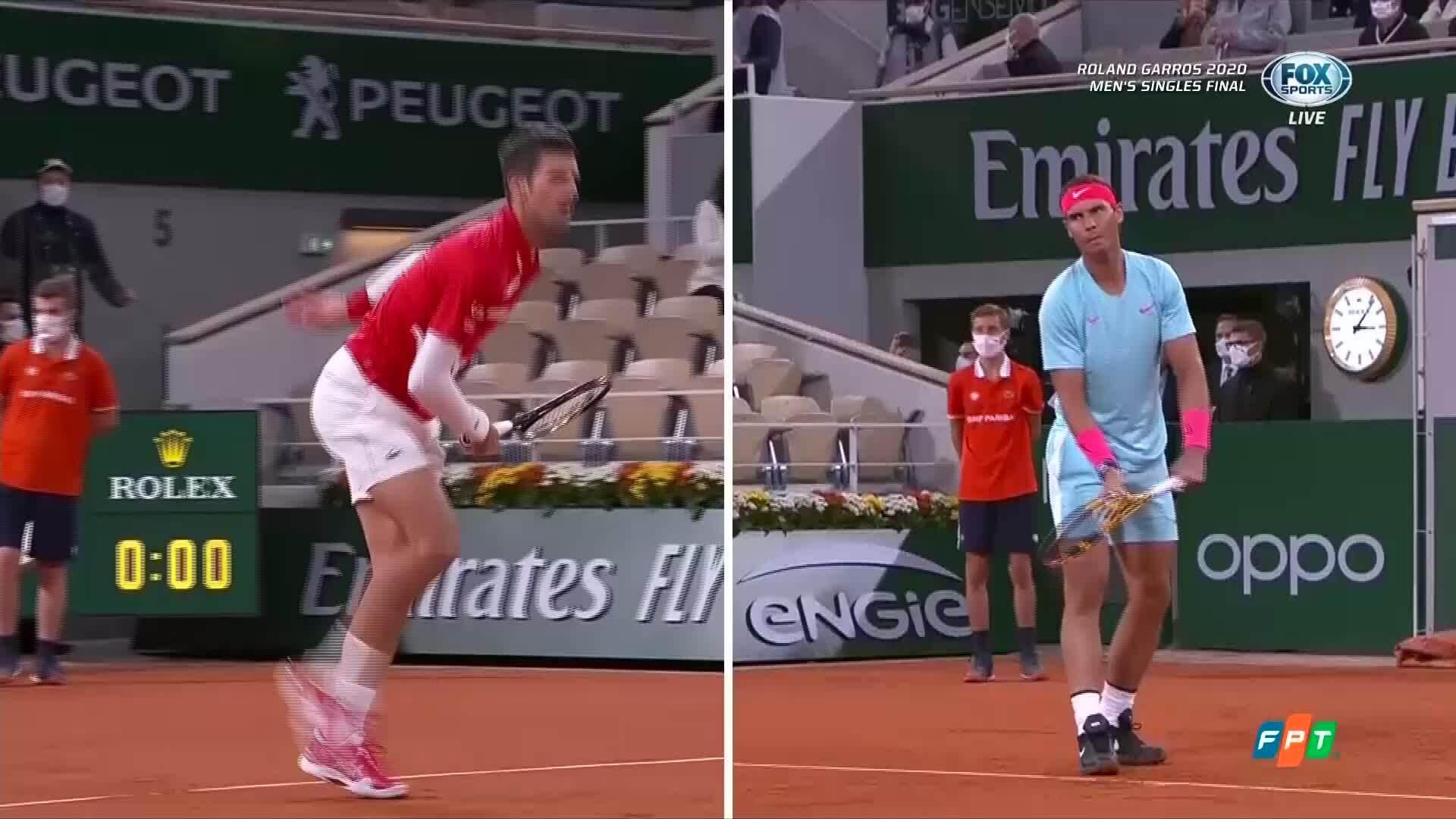 Novak Djokovic - Rafael Nadal