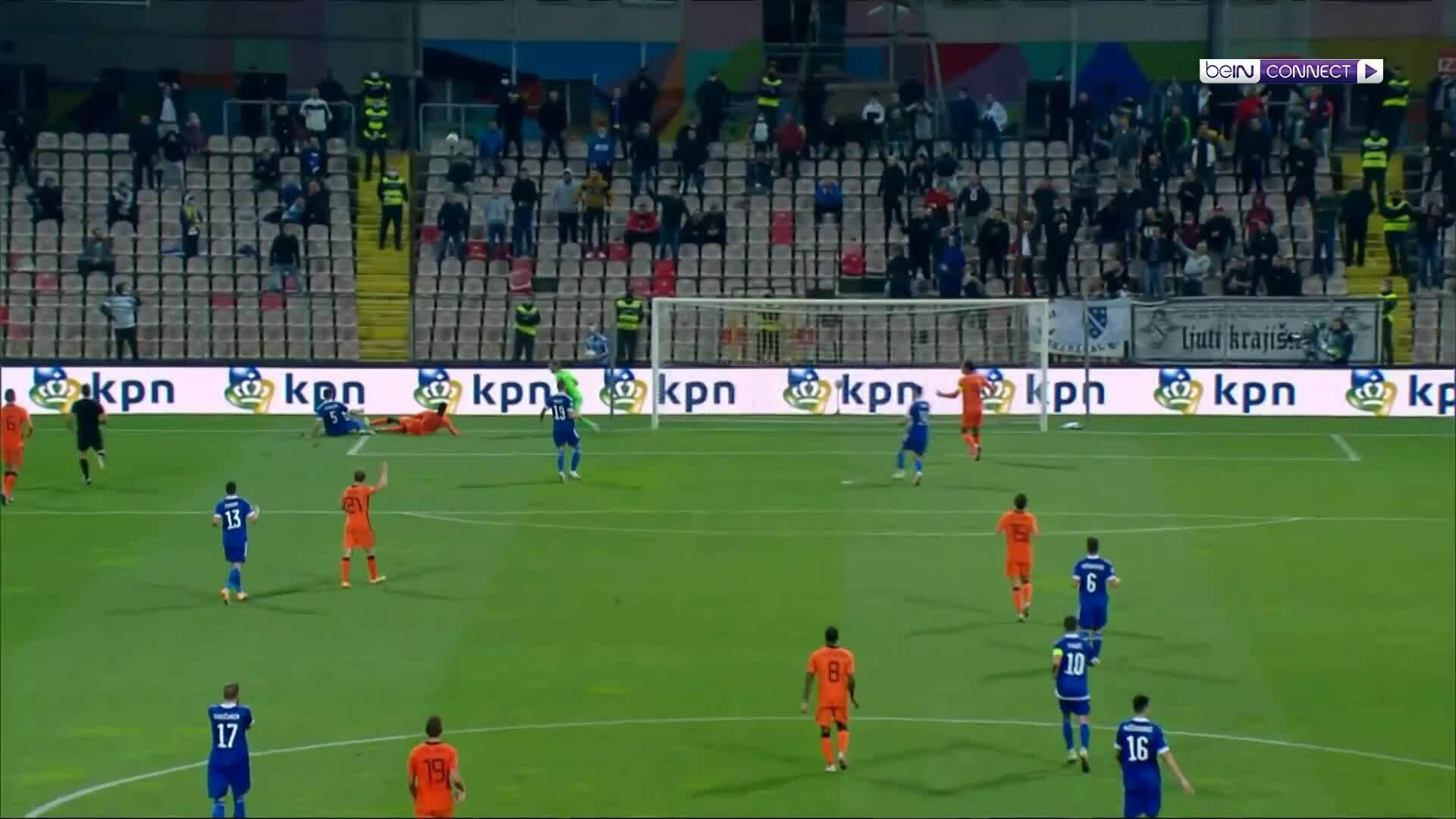 Bosnia-Herzegovina 0-0 Hà Lan