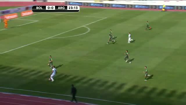 Bolivia 1-2 Argentina