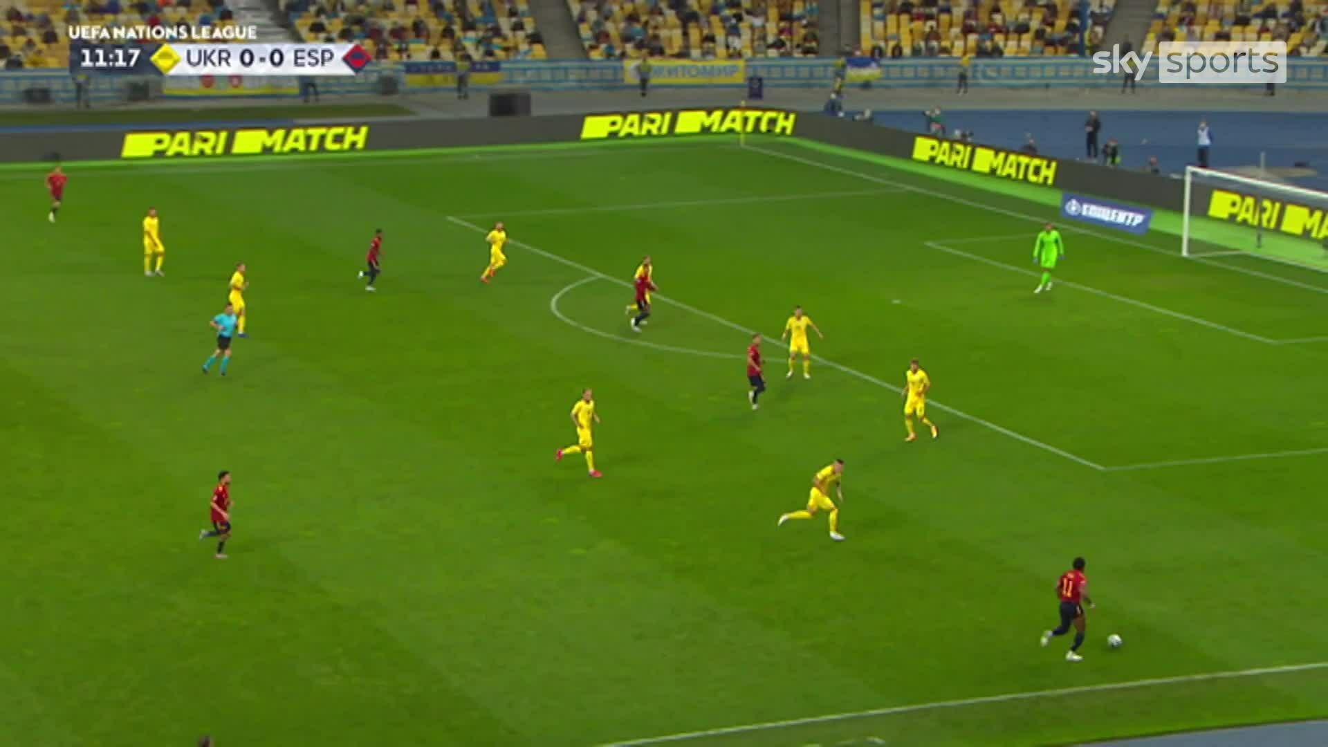 Ukraine 1-0 Tây Ban Nha