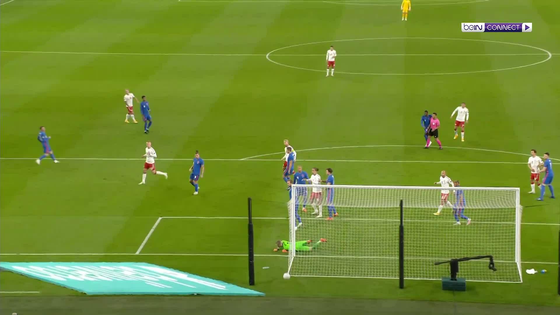 Anh 0-1 Đan Mạch