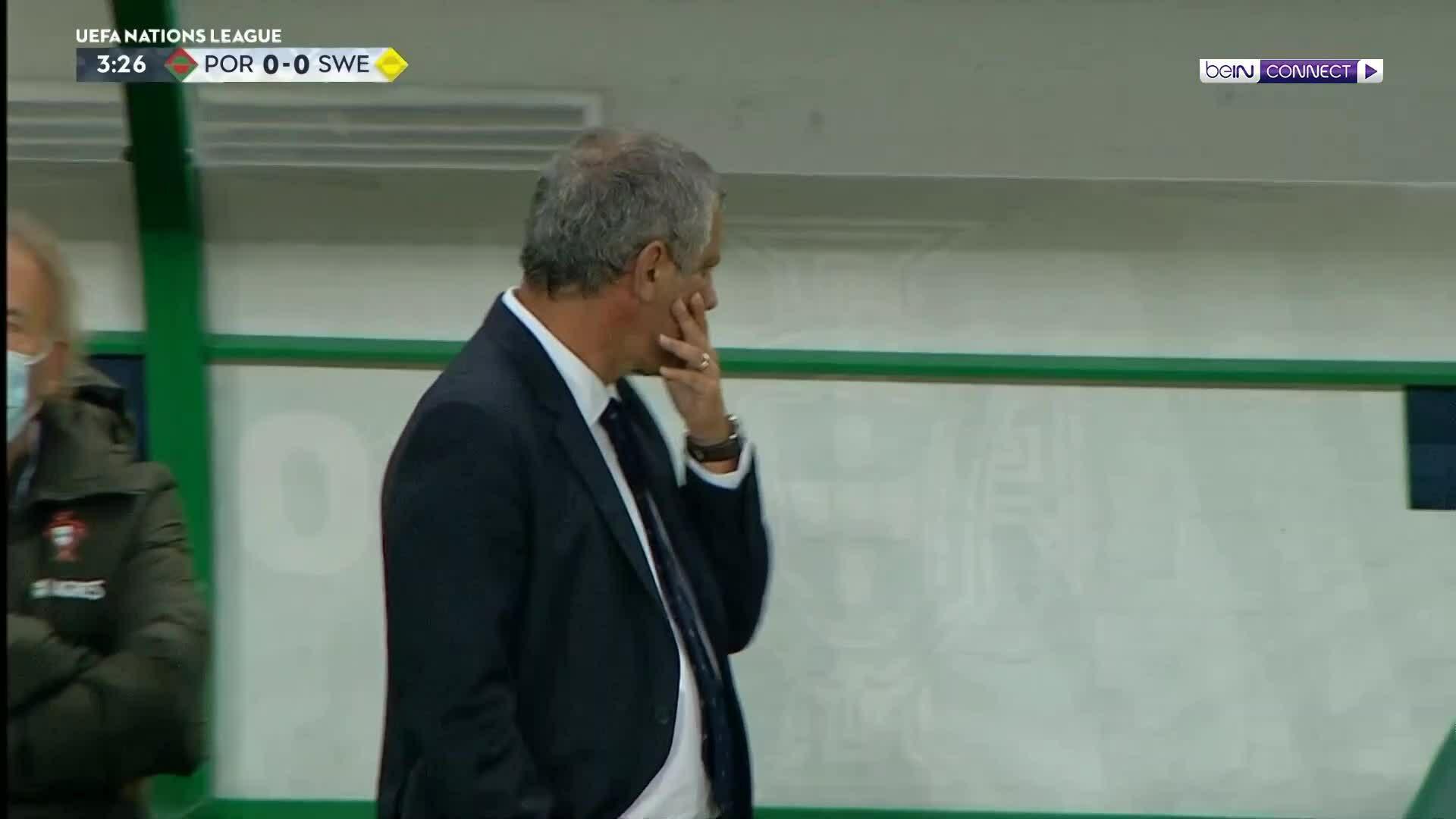 Bồ Đào Nha 3-0 Thụy Điển