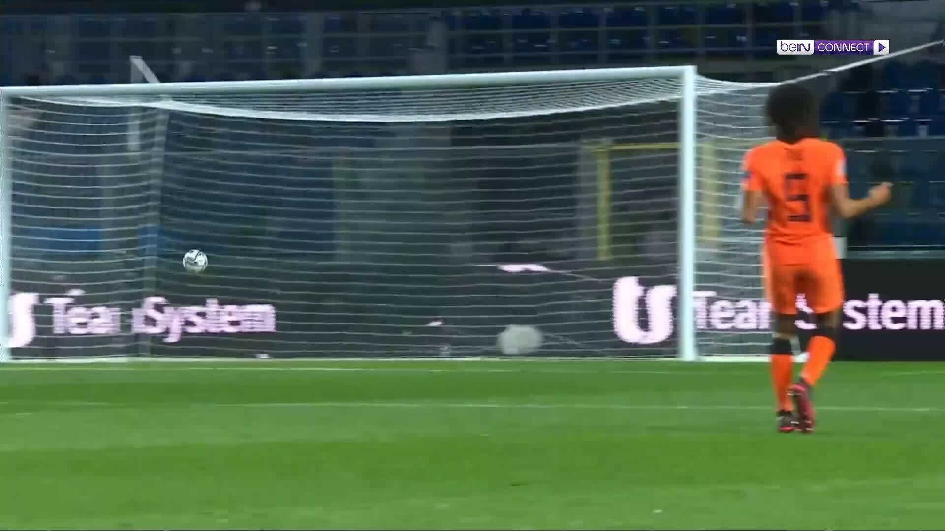 Italia 1-1 Hà Lan